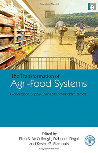 9781844075683: The Transformation of Agri-Food Systems: Globalization, Supply Chains and Smallholder Farmers