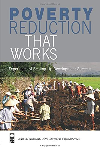 Poverty Reduction that Works: Experience of Scaling: Steele, Paul, Fernando,