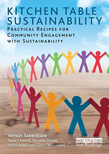9781844076147: Kitchen Table Sustainability: Practical Recipes for Community Engagement with Sustainability