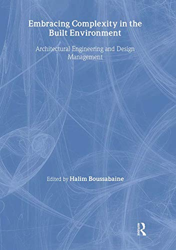 Architectural Engineering and Design Management: Boussabaine, Halim