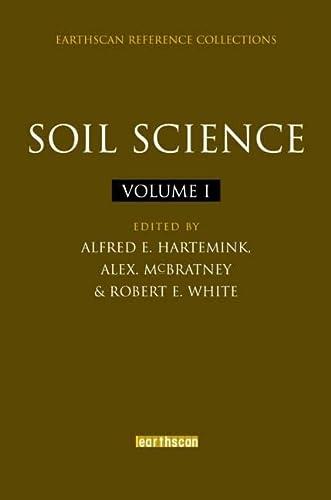 Soil Science: Hartemink,Alfred E.