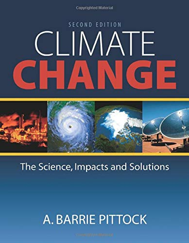 9781844076482: Climate Change: The Science, Impacts and Solutions