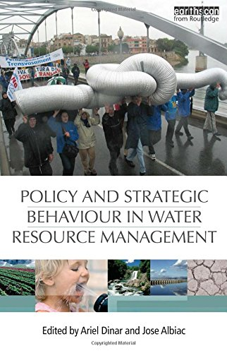 Policy and Strategic Behaviour in Water Resource