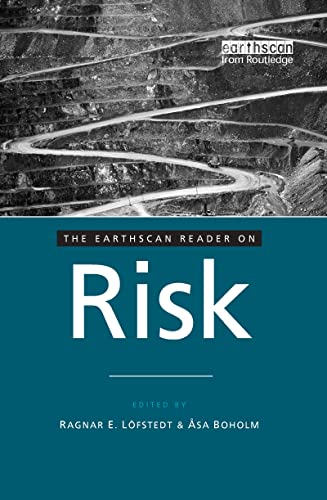 9781844076864: The Earthscan Reader on Risk (Earthscan Reader Series)