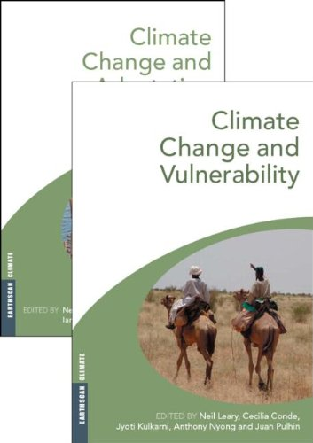 9781844076901: Climate Change and Vulnerability and Adaptation: Two Volume Set