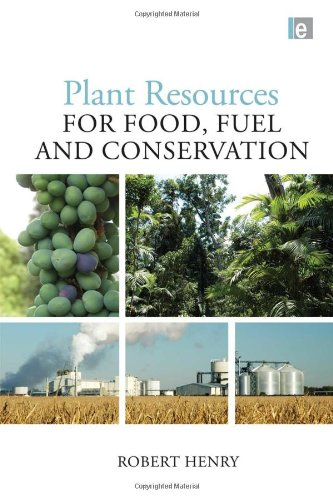 9781844077212: Plant Resources for Food, Fuel and Conservation
