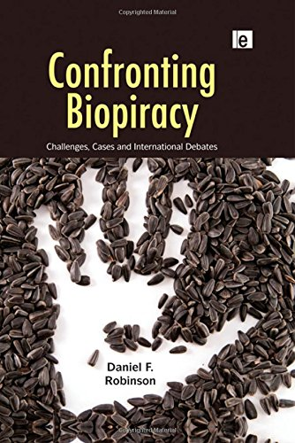 9781844077229: Confronting Biopiracy: Challenges, Cases and International Debates