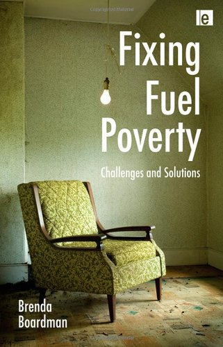 9781844077434: Fixing Fuel Poverty: Challenges and Solutions