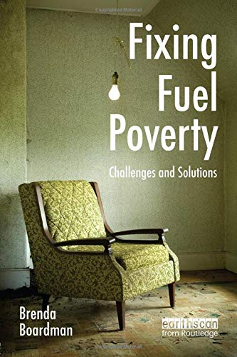 9781844077441: Fixing Fuel Poverty: Challenges and Solutions