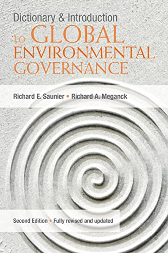 9781844077519: Dictionary and Introduction to Global Environmental Governance
