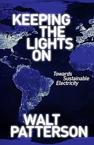 9781844077984: Keeping the Lights On: Towards Sustainable Electricity
