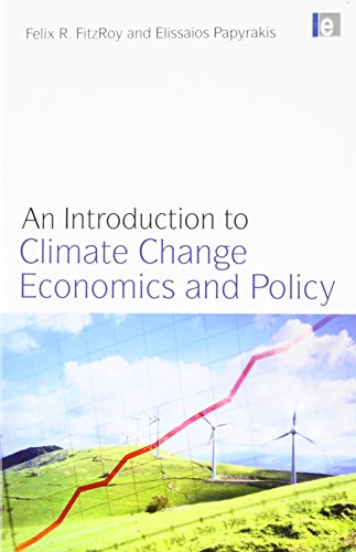 9781844078097: An Introduction to Climate Change Economics and Policy (Routledge Textbooks in Environmental and Agricultural Economics)