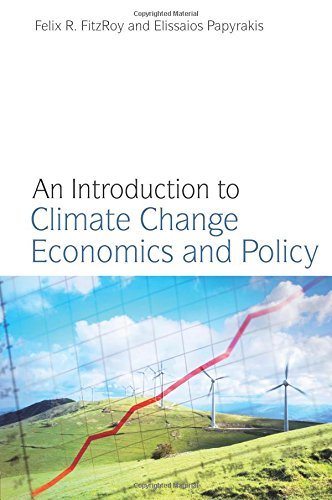 9781844078103: An Introduction to Climate Change Economics and Policy (Routledge Textbooks in Environmental and Agricultural Economics)