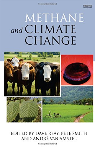 9781844078233: Methane and Climate Change