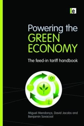 9781844078578: Powering the Green Economy: The Feed-in Tariff Handbook