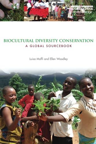 9781844079216: Biocultural Diversity Conservation: A Global Sourcebook
