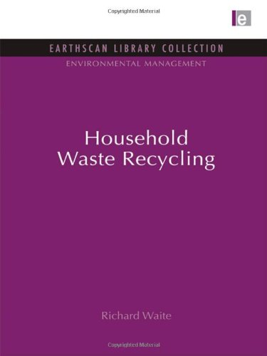 9781844079711: Household Waste Recycling (Environmental Management Set)