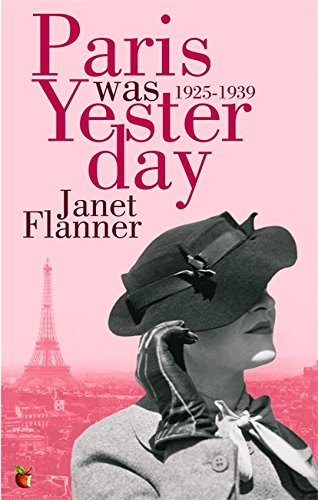 9781844080267: Paris Was Yesterday: 1925-1939 (Virago Modern Classics)