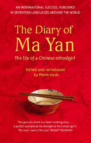 9781844081806: The Diary of Ma Yan: The Life of a Chinese Schoolgirl