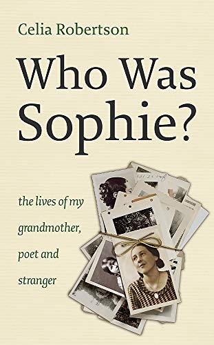 9781844081899: Sophie's Dead