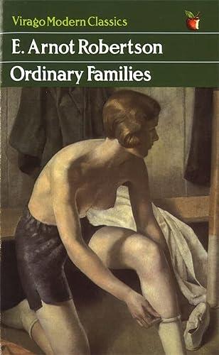 9781844082018: Ordinary Families (Virago Modern Classics)