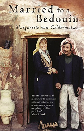 Married to a Bedouin: van Geldermalsen, Marguerite