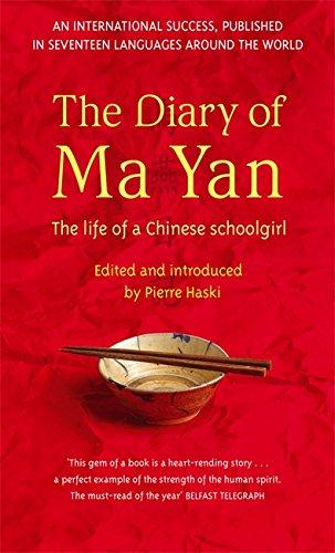 9781844082360: The Diary of Ma Yan