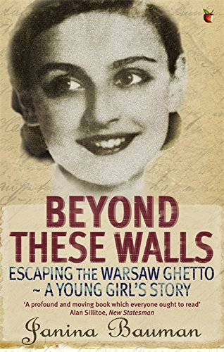 9781844083190: Beyond These Walls: Escaping the Warsaw Ghetto - A Young Girl's Story