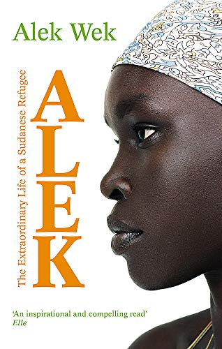 9781844084432: Alek: Sudanese Refugee to International Supermodel