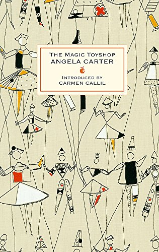 """The Magic Toyshop"" (9781844085231) by Angela Carter"