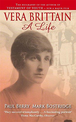 9781844085460: Vera Brittain: A Life
