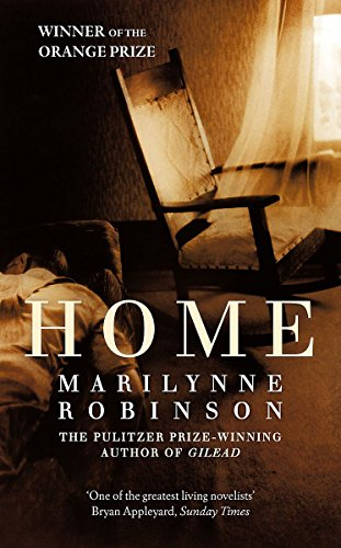 Home-SIGNED FIRST PRINTING: Robinson, Marilynne