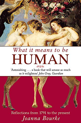 9781844086450: What it Means to be Human