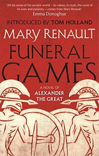 9781844089598: Funeral Games: A Novel of Alexander the Great: A Virago Modern Classic (VMC)
