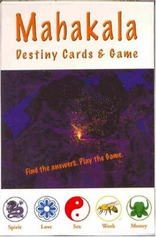 9781844090433: Mahakala Destiny Cards & Game