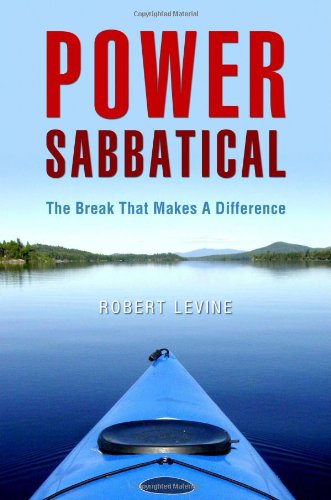 9781844090969: Power Sabbatical: The Break That Makes a Difference