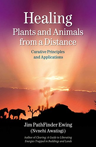 9781844091119: Healing Plants and Animals from a Distance: Curative Principles and Applications