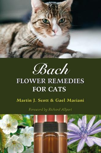 9781844091126: Bach Flower Remedies for Cats