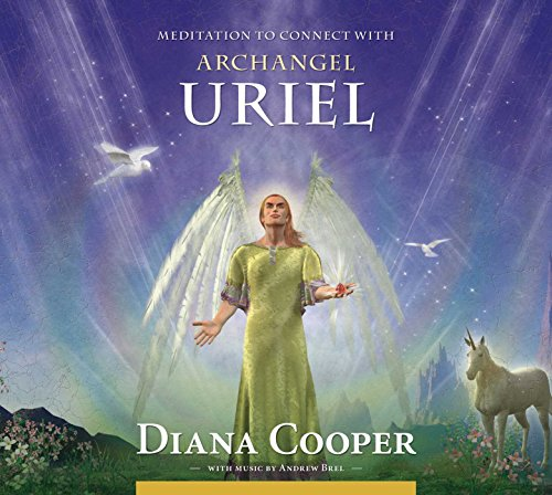 9781844095155: Meditation to Connect with Archangel Uriel (Angel & Archangel Meditations)