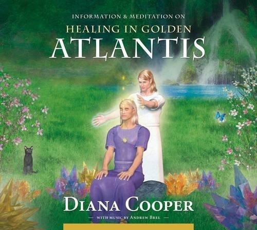 9781844095223: Healing in Golden Atlantis (Information & Meditation)