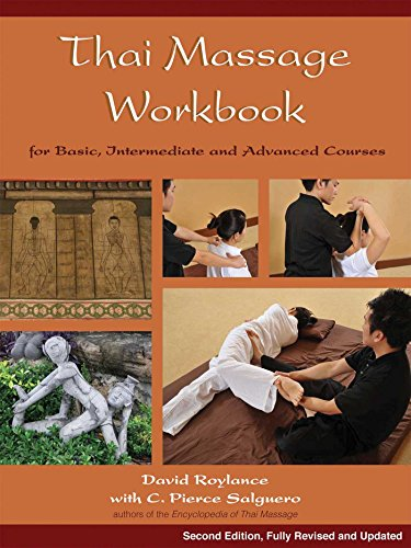 9781844095643: Thai Massage Workbook: For Basic, Intermediate, and Advanced Courses