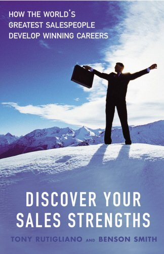 9781844130153: Discover Your Sales Strengths (Gallup)