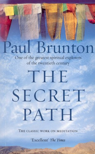 9781844130405: The Secret Path: Meditation Teachings from One of the Greatest Spiritual Explorers of the Twentieth