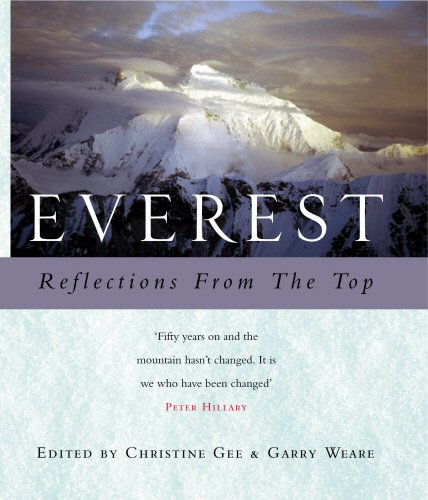 9781844130528: Everest: Reflections From the Top