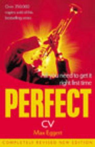 9781844131440: Perfect CV