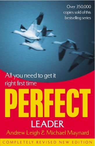 9781844131471: Perfect Leader (Perfect)