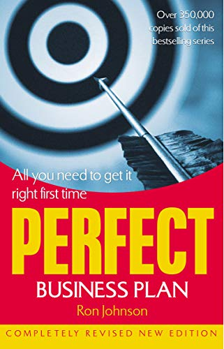 9781844131488: Perfect Business Plan [Paperback] by Johnson, Ron
