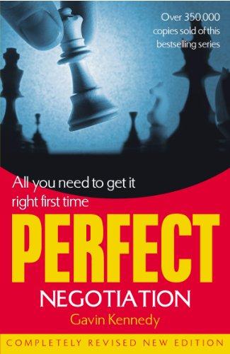 9781844131495: Perfect Negotiation