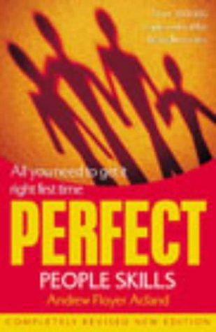9781844131518: Perfect People Skills