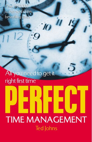 9781844131570: Perfect Time Management